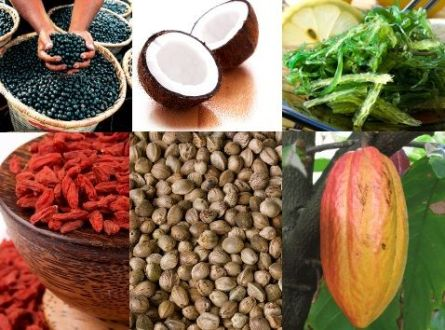 16 Superfoods You SHOULD Know About! (Part 1)