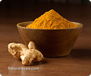Turmeric Protects the Heart from Aging, Like Exercise