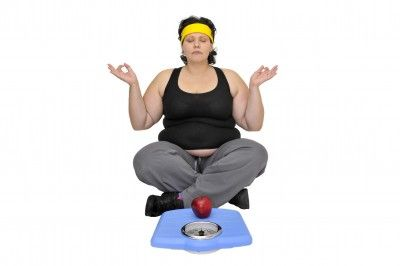 Stubborn excess body fat that won't budge? Yoga can help