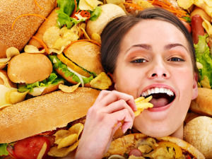 A Sleepless Night Increases the Desire for Unhealthy Foods