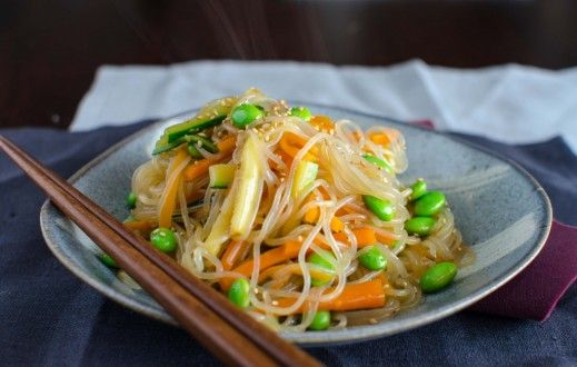 Shirataki Noodles – A New (Old) Zero-Carb Pasta
