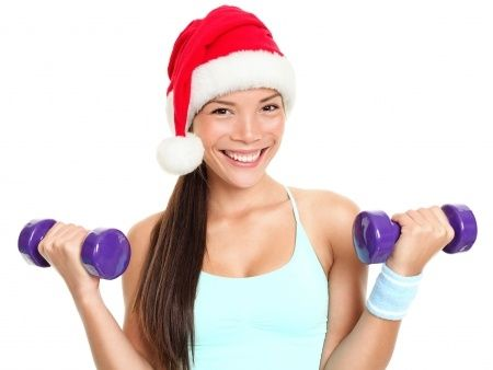 busy Christmas exercise