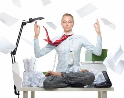 Fit, energized, and de-stressed during your lunch break!  Without leaving the Office (Part 2)