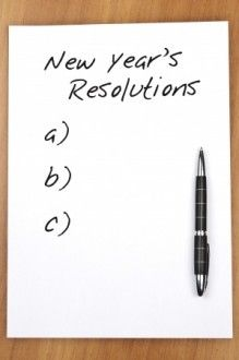 OUR NEW YEAR 'S RESOLUTION