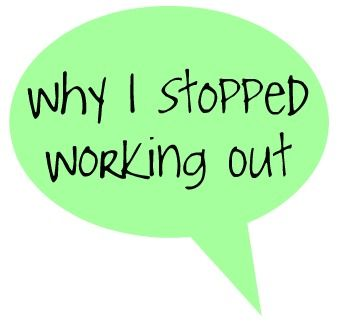 Why You Need To Stop Working Out Immediately