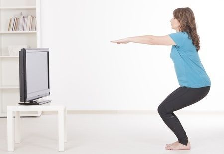 Surprise! How to Exercise at Home and Have Fun