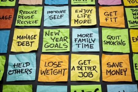 Do you need to make New Year's Resolutions?