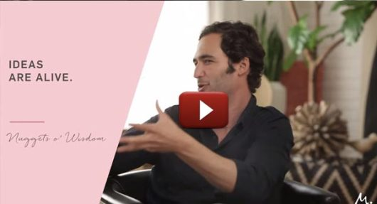 Jason Silva & Marie Forleo On Idea Sex, Technology & The Future