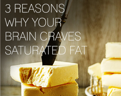 Your Brain Craves Saturated Fat. Here's Why.