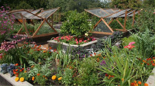 Foodscaping – The Beautiful Art Of Sustainable Self Sufficiency