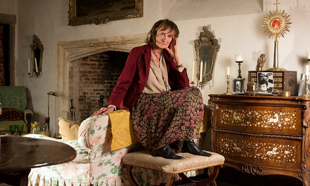 'In the 1960s the recreational aspect got out of hand. There was a backlash, and the harm was thoroughly exaggerated. It left a long trail of anti-LSD feeling': Amanda Feilding. Photograph: Richard Saker/Observer