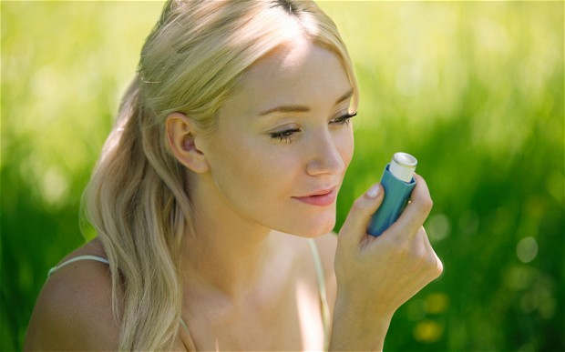 asthma cure