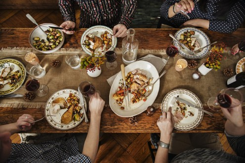 How to Mend Family Relationships This Holiday