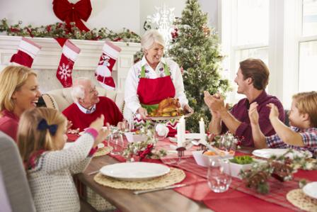 The Holidays: Family Time Survival Guide