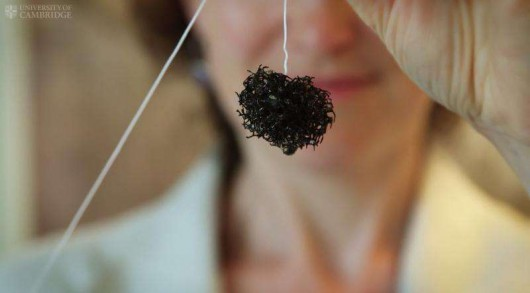 'Pill on a String' to Detect Esophageal Cancer