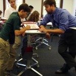 The Benefits of Standing Desks in the Classroom