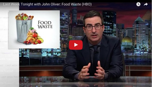 This Brilliant Rant on Food Waste Must Be Seen!