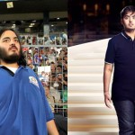 21-Year-Old's Impressive Weight Loss Feat