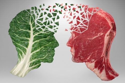 Are You Really a Vegetarian? Probably Not.