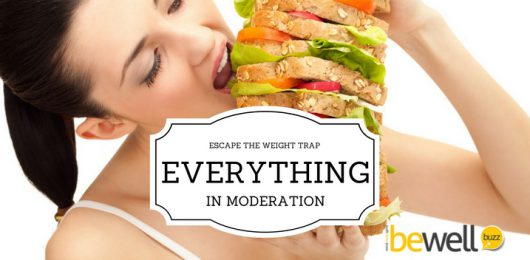 Everything in Moderation: Way to Lose Weight