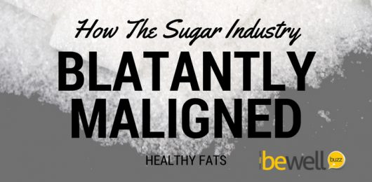 How Big Sugar Industry Demonized Healthy Fat