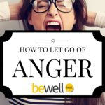 How to Let Go of Anger and Be Happy