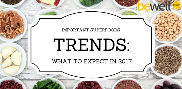 superfoods trends