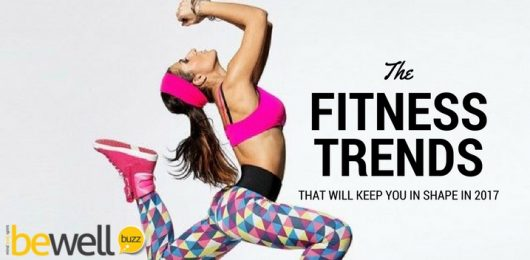 The Fitness Trends That Will Keep You In Shape For 2017