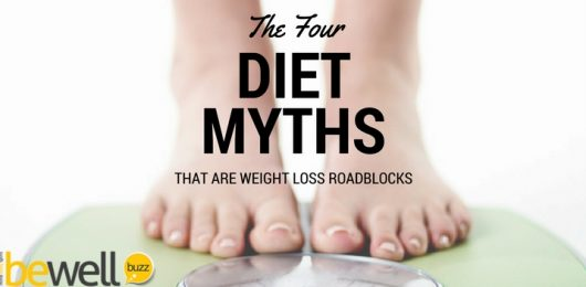 4 Diet Myths That Are Weight Loss Roadblocks