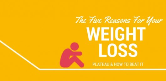 5 Reasons That Cause Weight Loss Plateau & What To Do About It