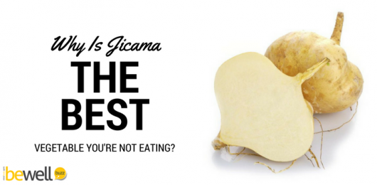 Why Jicama is the Best Vegetable You're Not Even Eating