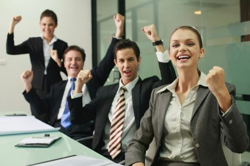 Want Guaranteed a Promotion? Be a Team Player and a Problem Solver