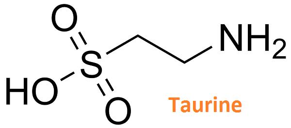 TAURINE Taurine_molecule