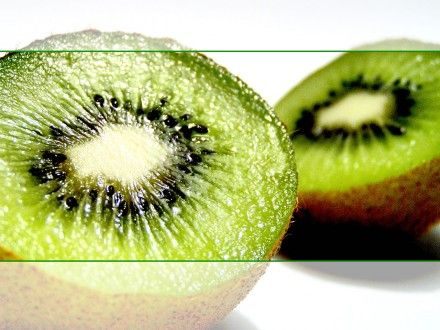 Green and Fuzzy, Kiwi Is the Fruit for You