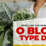 o blood type diet