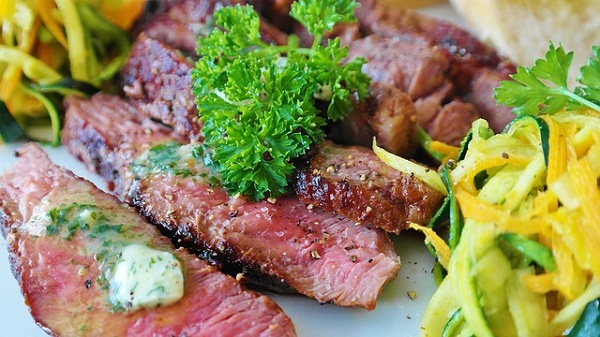 Blood type O positive and O negative people digest meat and fish better than carbs, grains, and dairy.