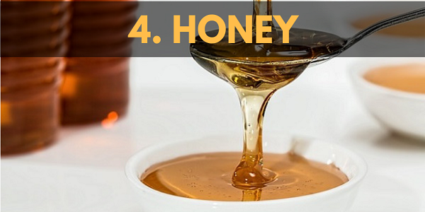 Home Remedies for Chest Congestion – Honey