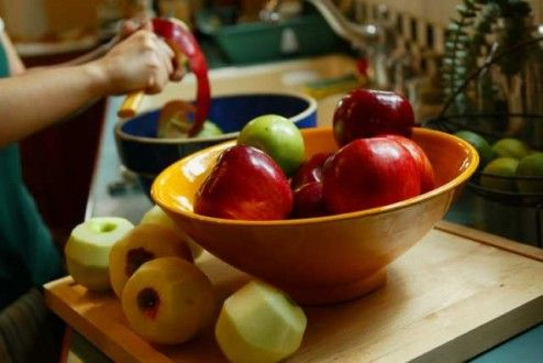 Apples top the list of most pesticide-laden fruit