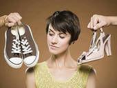 Flats Or Heels?
