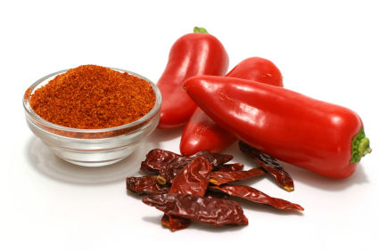 The Healing Powers of Cayenne Pepper