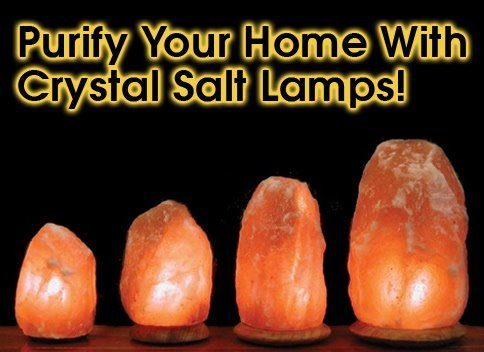 Surprising Salt Lamp Benefits You Should Know BeWellBuzz