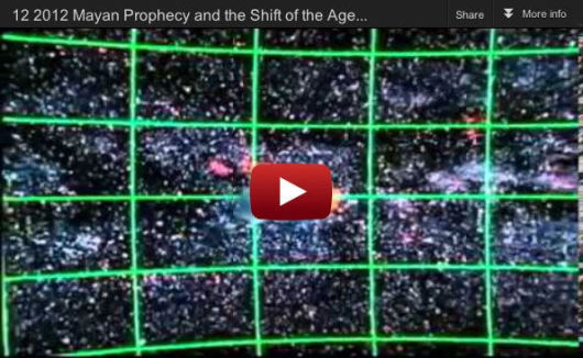 Mayan Prophecy and the Shift of the Ages