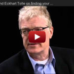 Ken Robinson and Eckhart Tolle on finding your Purpose