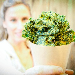 Episode 2 – Cheesy Kale Chips