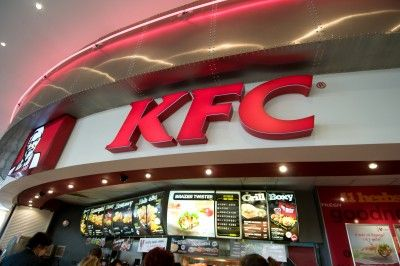 Greed, Cancer and Pink KFC Buckets