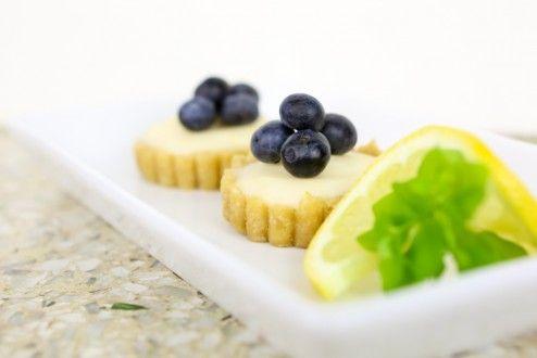 Healthy Lemon Tart Recipe