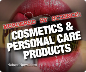 Threat Posed By Non-Organic Cosmetics and Personal Care Products