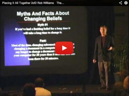 The Psychology of Change – by Rob Williams