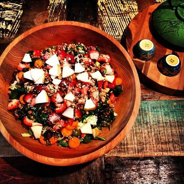 Raw Gluten-Free Recipe: The Ultimate Kale Salad
