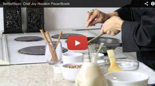 Cinnamon Pecan Bowls